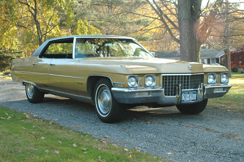 Cadillac DeVille IV 1971 - 1976 Coupe #5