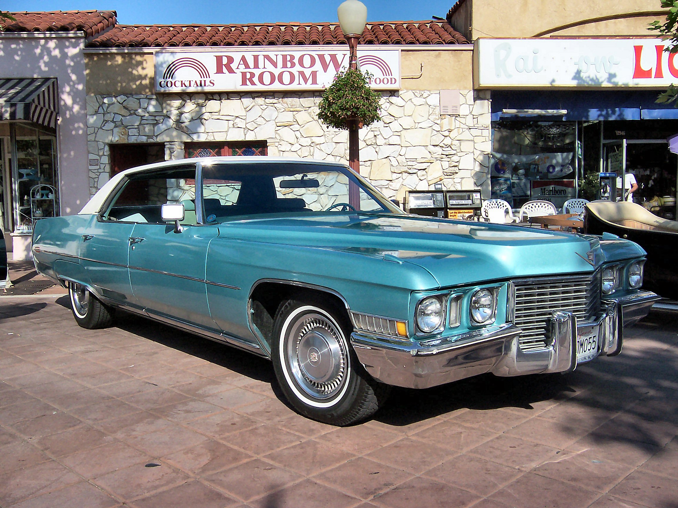 Cadillac DeVille IV 1971 - 1976 Coupe #3