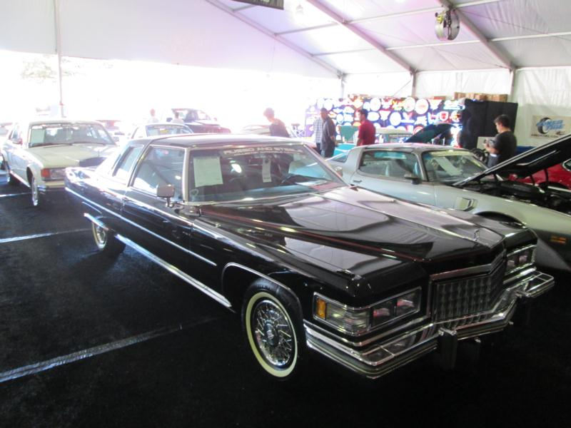 Cadillac DeVille IV 1971 - 1976 Coupe #7