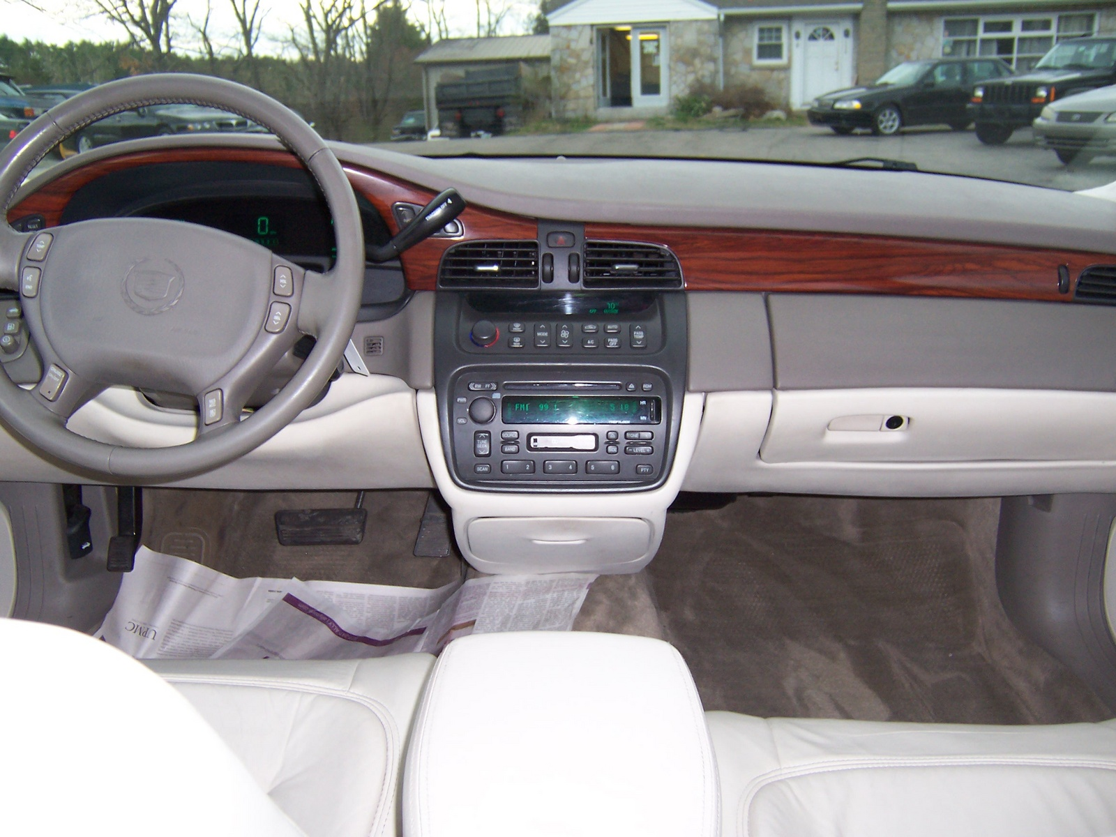 Cadillac DeVille VIII 1999 - 2005 Sedan #6
