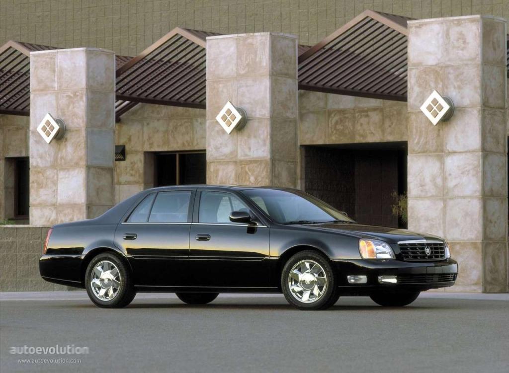 Cadillac DeVille VIII 1999 - 2005 Sedan #7