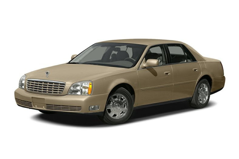 Cadillac DeVille VIII 1999 - 2005 Sedan #5