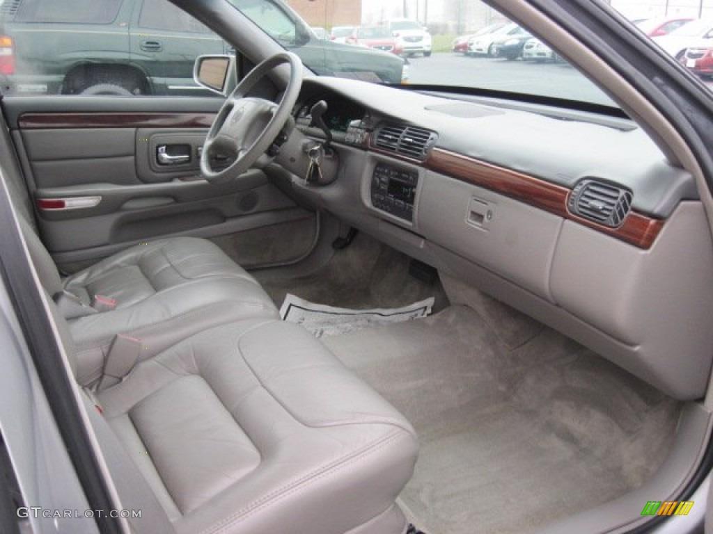 Cadillac DeVille VIII 1999 - 2005 Sedan #4