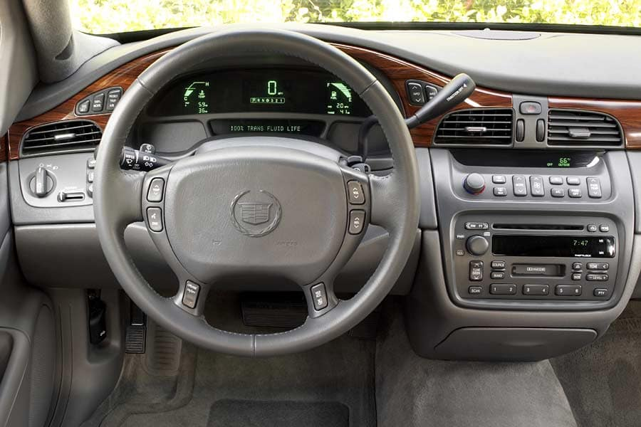 Cadillac DeVille VIII 1999 - 2005 Sedan #8