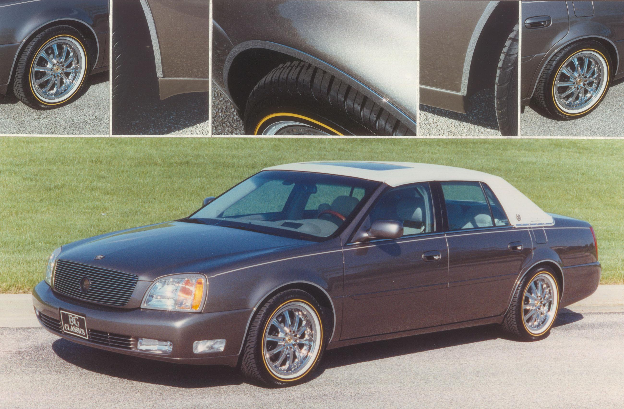 Cadillac DTS 2005 - 2011 Sedan #2