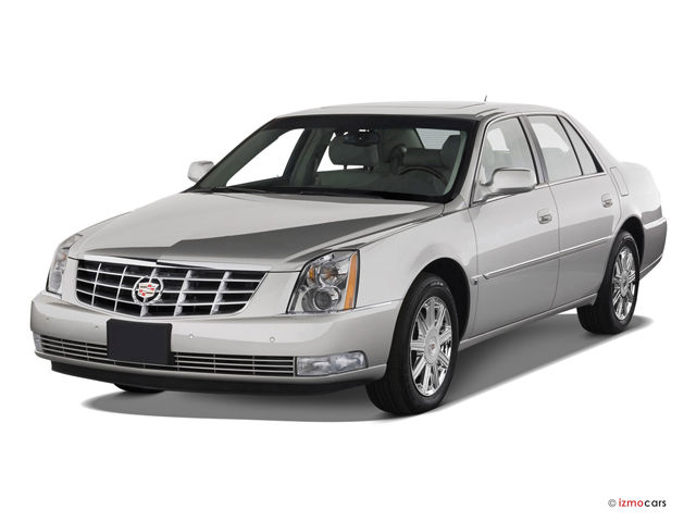 Cadillac DTS 2005 - 2011 Sedan #6