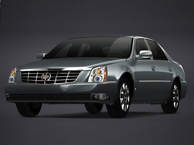 Cadillac DTS 2005 - 2011 Sedan #4