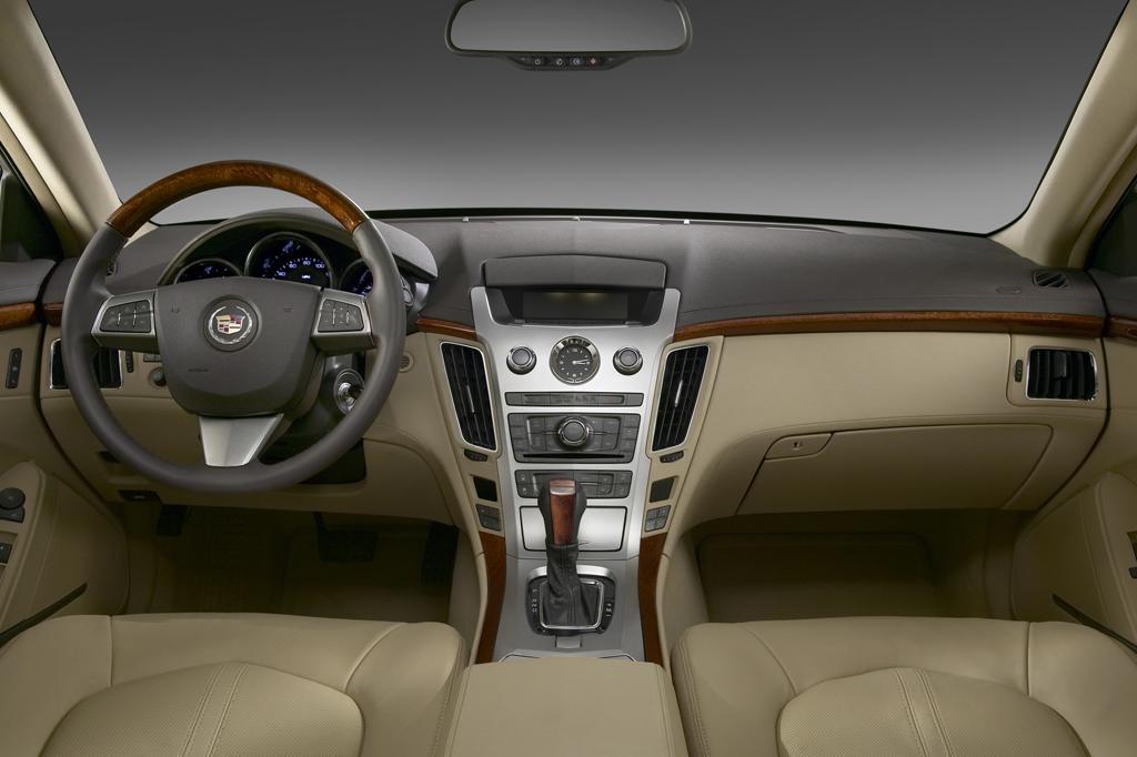 Cadillac DTS 2005 - 2011 Sedan #1