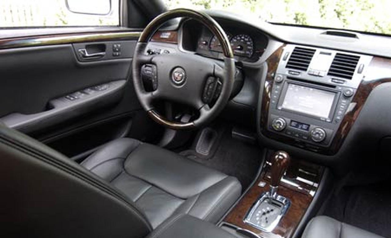 Cadillac DTS 2005 - 2011 Sedan #7