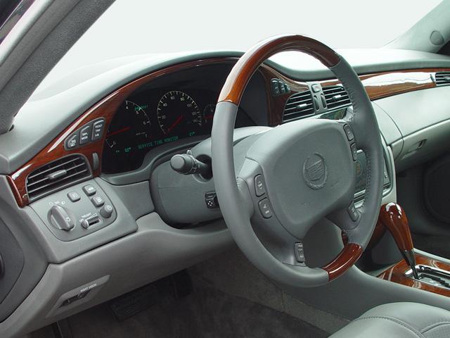 Cadillac DTS 2005 - 2011 Sedan #3