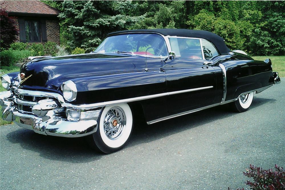 Cadillac Eldorado I 1953 - 1953 Cabriolet #5