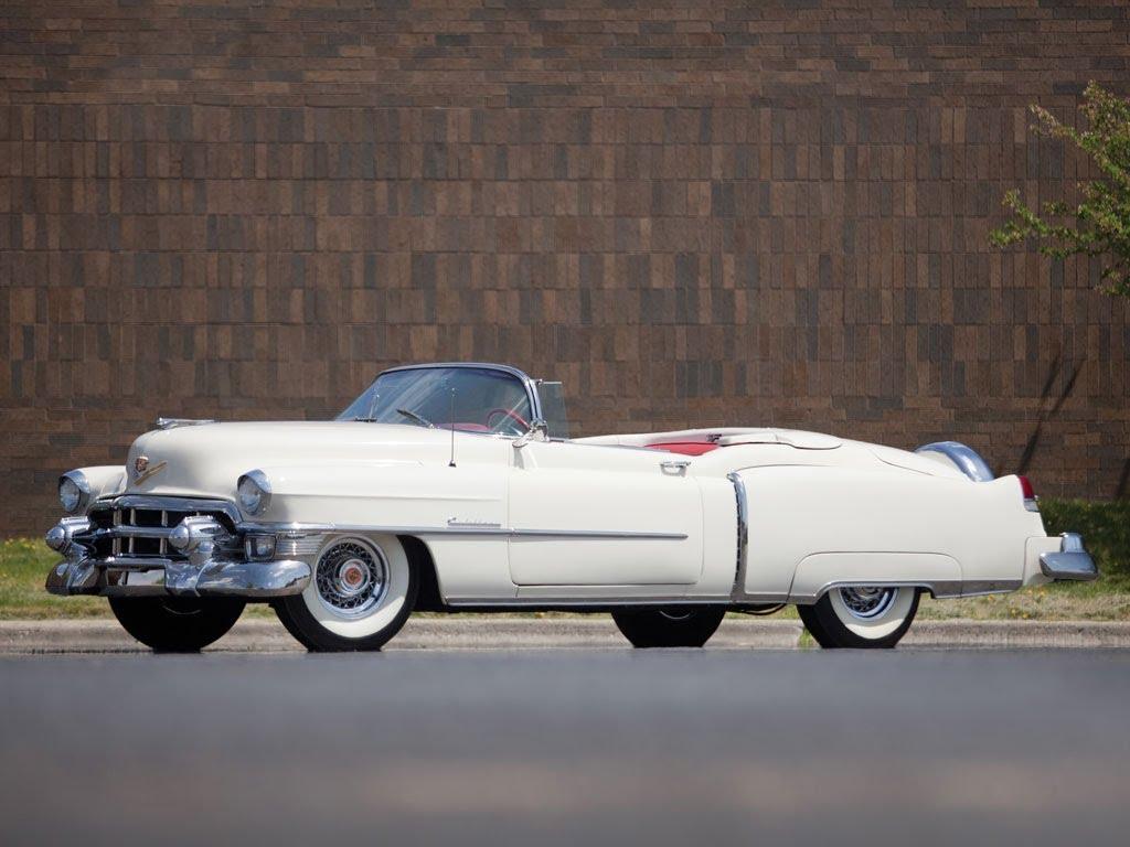 Cadillac Eldorado I 1953 - 1953 Cabriolet #7