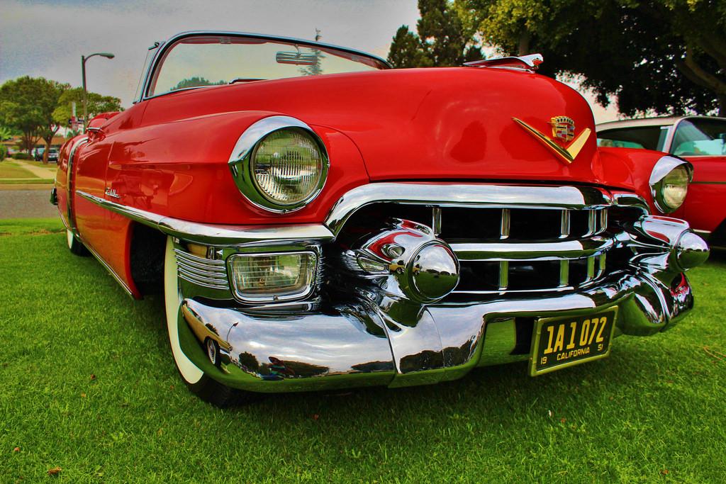Cadillac Eldorado I 1953 - 1953 Cabriolet #6