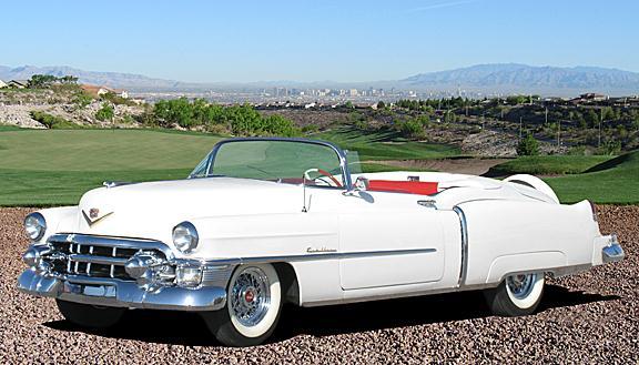 Cadillac Eldorado I 1953 - 1953 Cabriolet #1