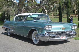Cadillac Eldorado III 1957 - 1958 Sedan #8