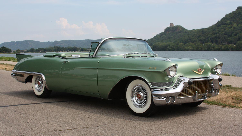 Cadillac Eldorado III 1957 - 1958 Sedan #7