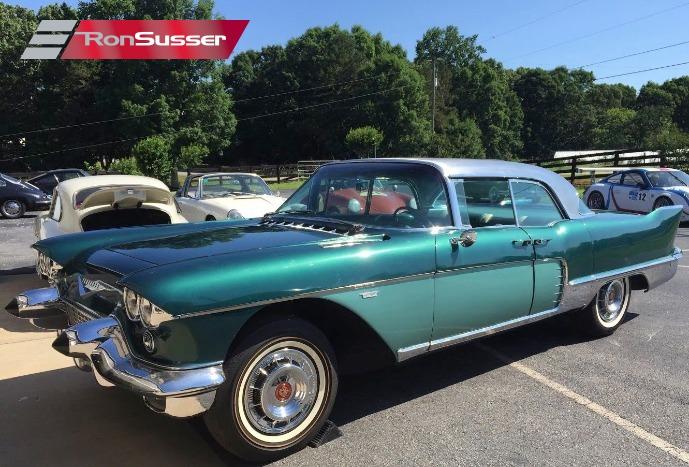 Cadillac Eldorado III 1957 - 1958 Sedan #2