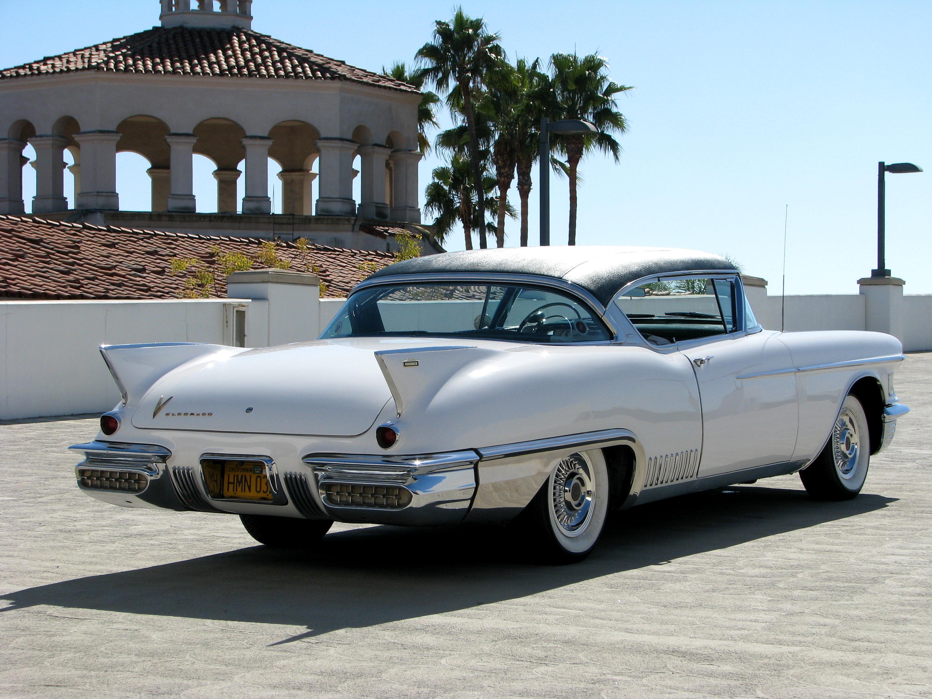 Cadillac Eldorado III 1957 - 1958 Sedan #3