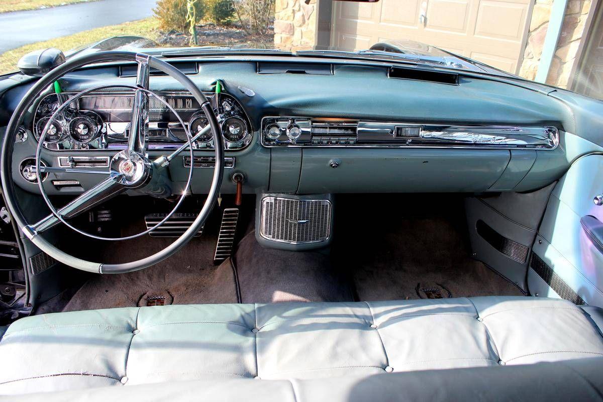 Cadillac Eldorado III 1957 - 1958 Sedan #6