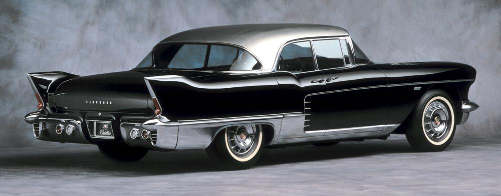 Cadillac Eldorado III 1957 - 1958 Sedan #5