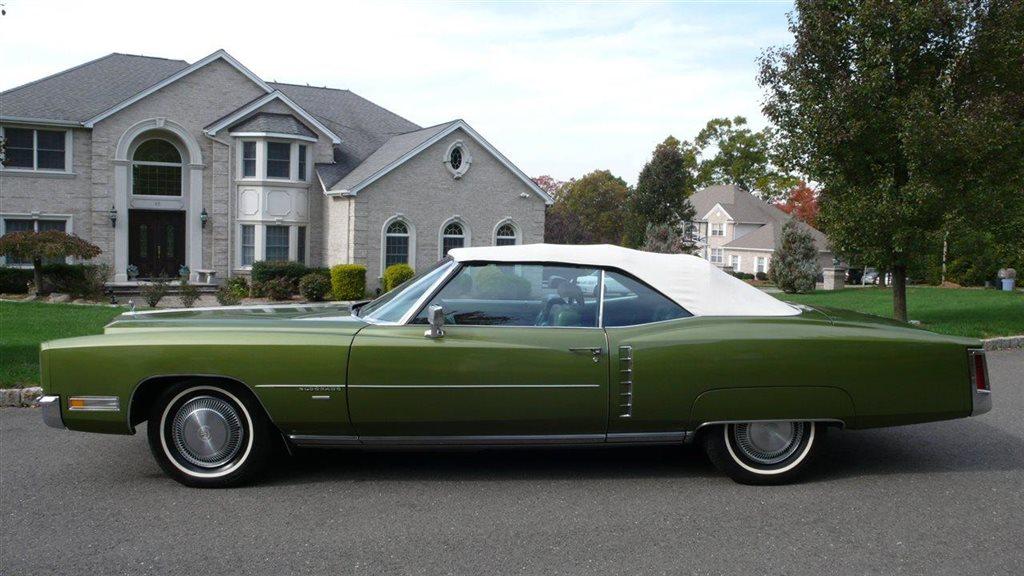 Cadillac Eldorado VII 1971 - 1978 Coupe-Hardtop #8