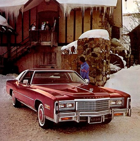 Cadillac Eldorado VII 1971 - 1978 Coupe-Hardtop #7