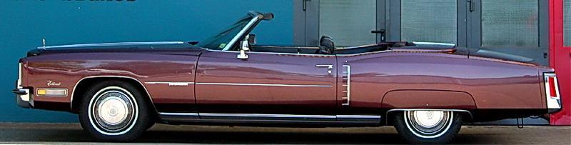 Cadillac Eldorado VII 1971 - 1978 Coupe-Hardtop #6