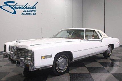 Cadillac Eldorado VII 1971 - 1978 Coupe-Hardtop #1