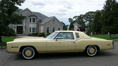 Cadillac Eldorado VII 1971 - 1978 Coupe-Hardtop #3