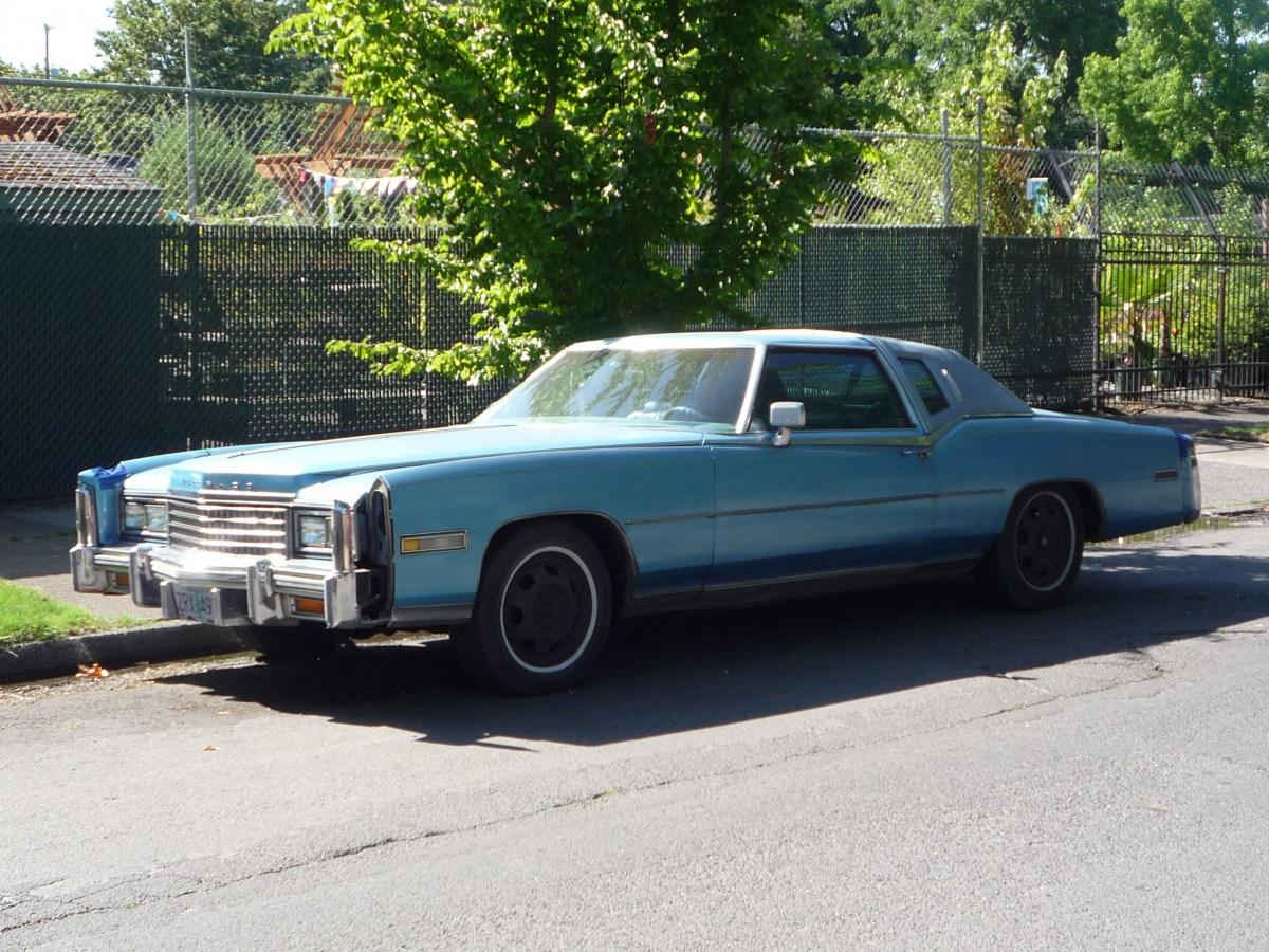 Cadillac Eldorado VII 1971 - 1978 Coupe-Hardtop #2