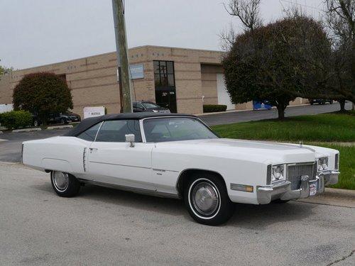 Cadillac Eldorado VII 1971 - 1978 Coupe-Hardtop #4