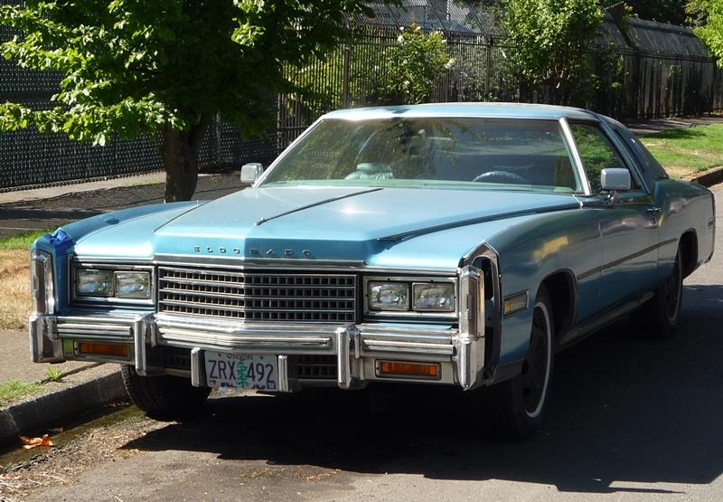 Cadillac Eldorado VII 1971 - 1978 Coupe-Hardtop #5