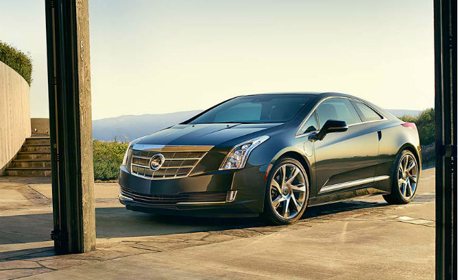 Cadillac ELR I Restyling 2015 - 2016 Coupe #8