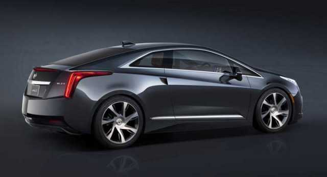 Cadillac ELR I Restyling 2015 - 2016 Coupe #1