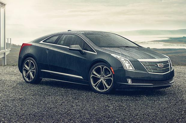 Cadillac ELR I Restyling 2015 - 2016 Coupe #2