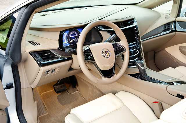 Cadillac ELR I Restyling 2015 - 2016 Coupe #4
