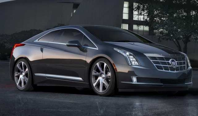 Cadillac ELR I Restyling 2015 - 2016 Coupe #6