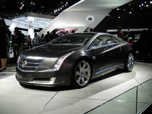 Cadillac ELR I Restyling 2015 - 2016 Coupe #7
