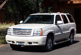 Cadillac Escalade I 1998 - 2000 SUV 5 door #6