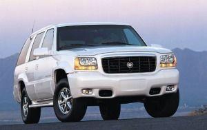 Cadillac Escalade I 1998 - 2000 SUV 5 door #1
