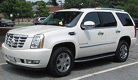 Cadillac Escalade I 1998 - 2000 SUV 5 door #3
