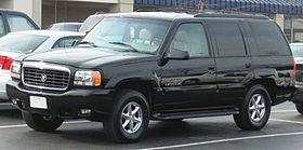Cadillac Escalade I 1998 - 2000 SUV 5 door #8