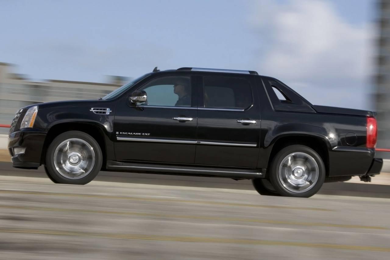 Cadillac Escalade III 2006 - 2014 Pickup #6