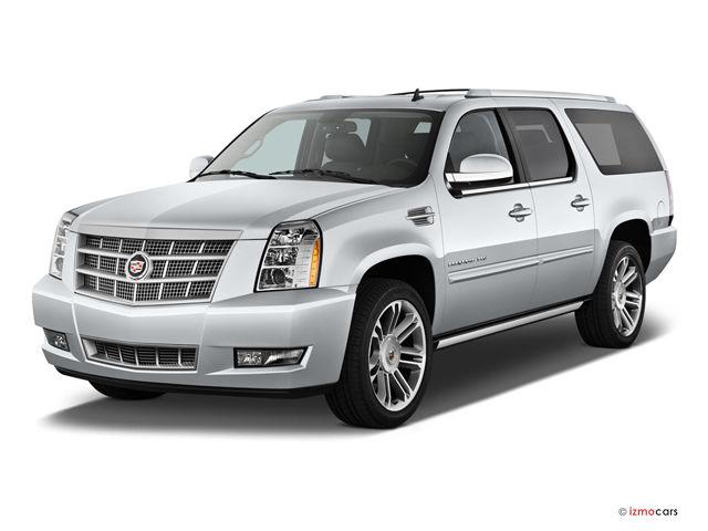 Cadillac Escalade IV 2014 - now SUV 5 door #7