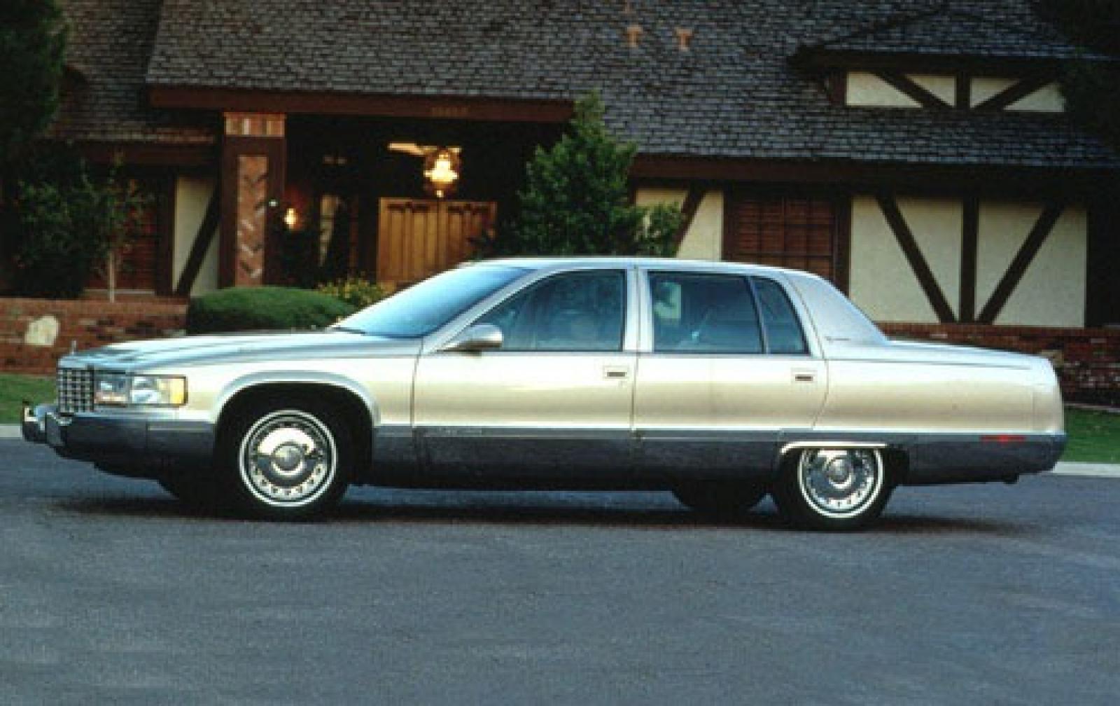 Cadillac Fleetwood II 1993 - 1996 Sedan #4