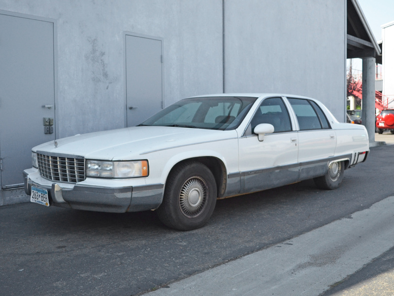 Cadillac Fleetwood II 1993 - 1996 Sedan #1