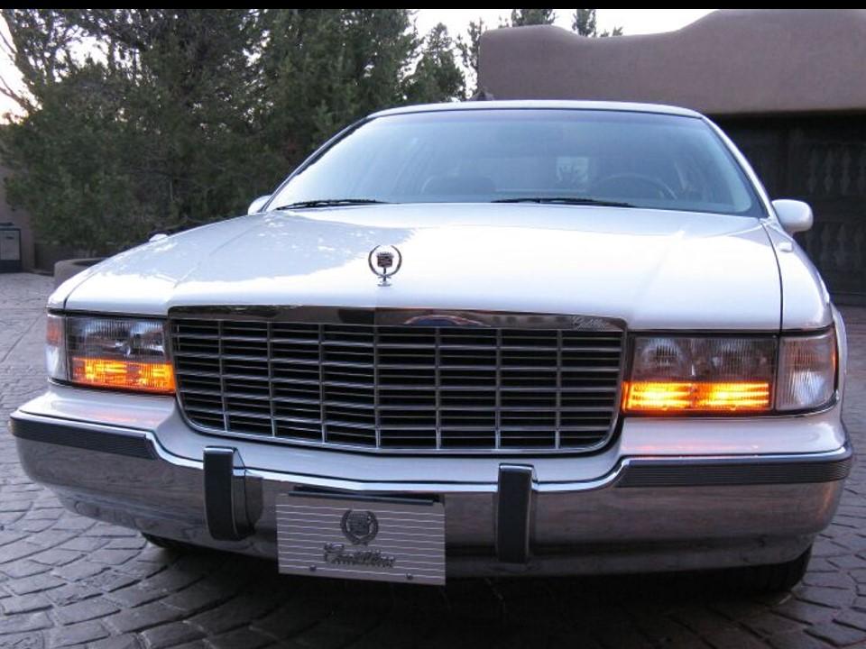 Cadillac Fleetwood II 1993 - 1996 Sedan #7