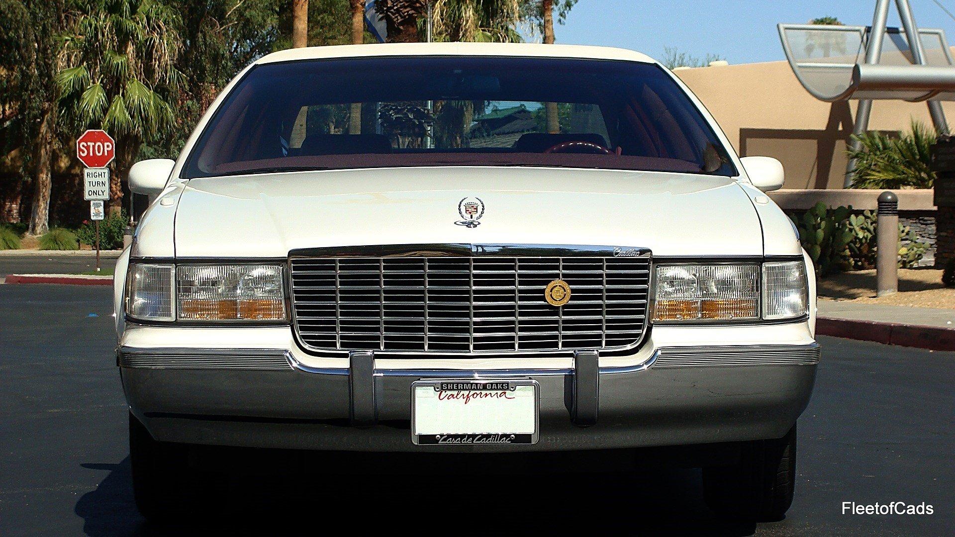 Cadillac LSE 1993 - 1996 Sedan #2