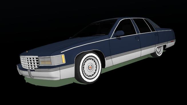 Cadillac LSE 1993 - 1996 Sedan #3