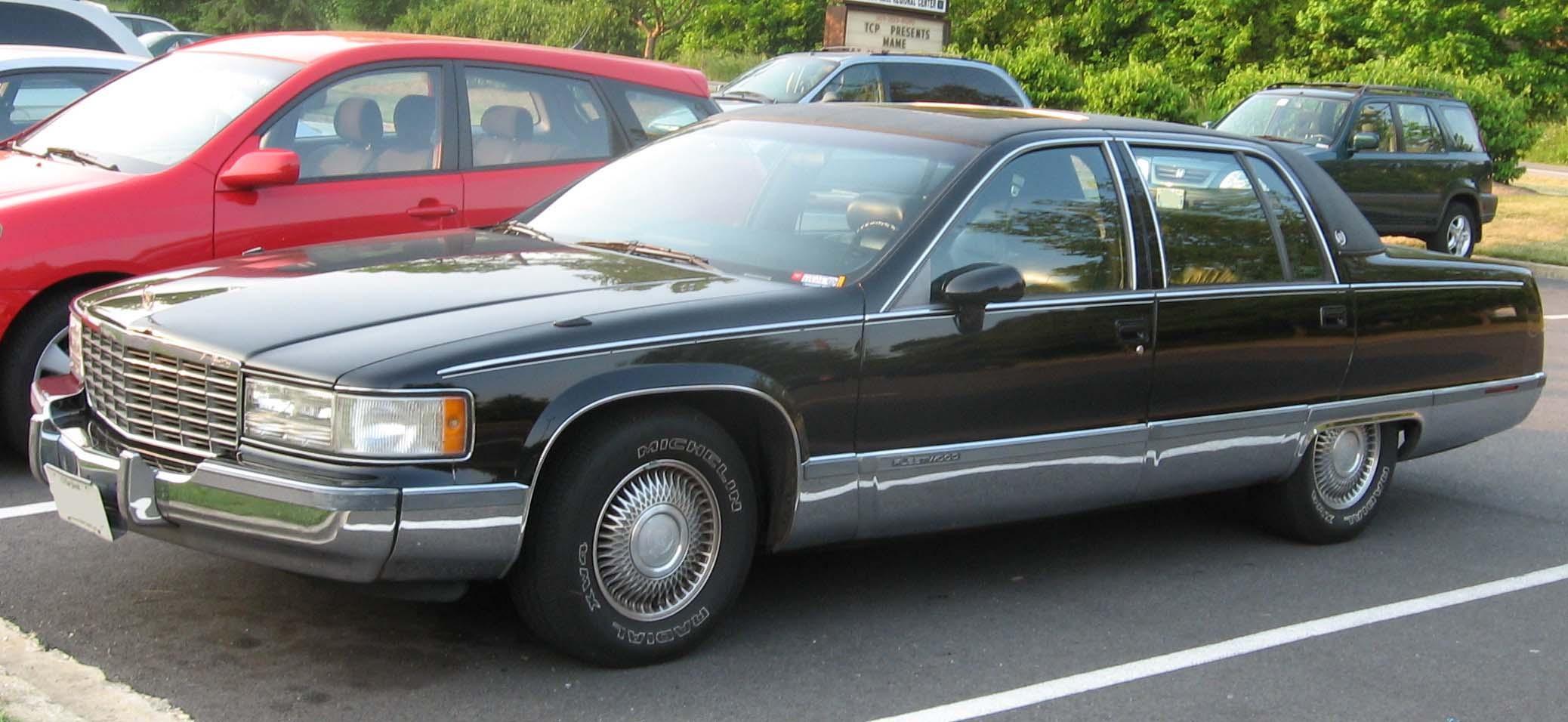 Cadillac LSE 1993 - 1996 Sedan #4
